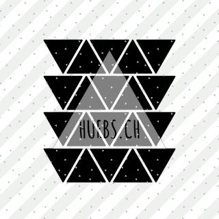 Plottermotiv Dreiecke