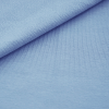 French Terry - dünner Sweatshirtstoff - Puderblau