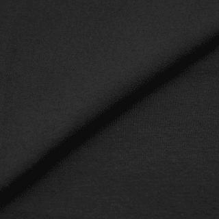 Single Jersey - Schwarz