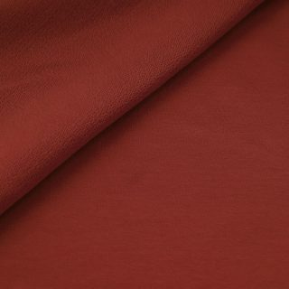French Terry - dünner Sweatshirtstoff - Rost