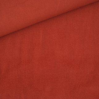 Feincord Rost-Orange