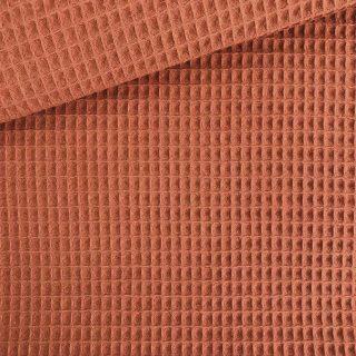 Waffelpique - Kupfer