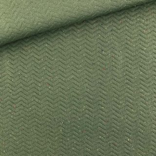 Chevron Stepp-Jersey - Khaki