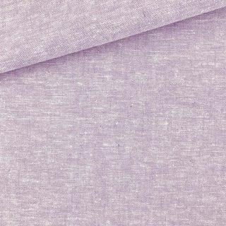 Leinen-Baumwollgemisch - Melange Lavendel
