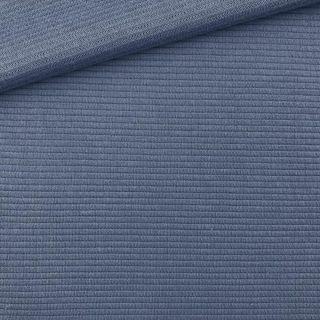 Ottoman Jersey Big - Mittleres Jeansblau