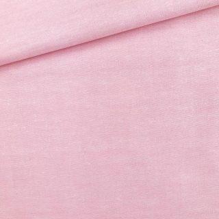 Baumwollstoff - Rosa Melange