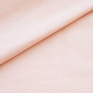 French Terry - dünner Sweatshirtstoff - Peach