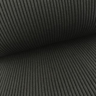 Mini-Breitrip Bündchen - Taupe