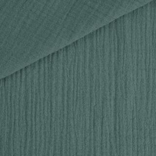 Bio Musselin - Ocean Green