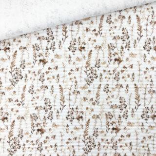 Ottoman Jersey - Dry Grasses Cremeweiß