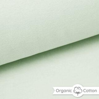 Bündchen - Pastell-Mintgrün - ORGANIC