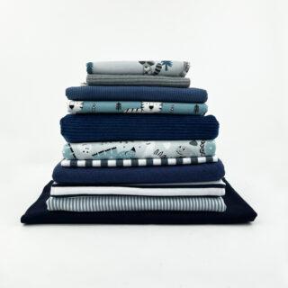 Jersey Paket - Blue Colours