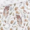 Musselin - Flying Leaves Warmweiß