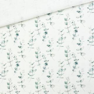 Single Jersey - Zarter Eukalyptus