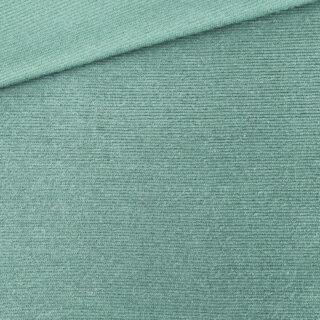 Cotton Terry - Streifenstruktur - Altmintgrün