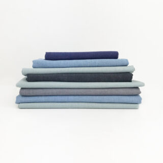 Leinen Paket - Pastell & Blue