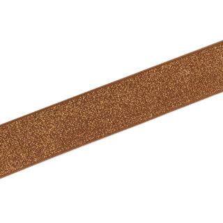 Gummiband Kupfer - 40 mm