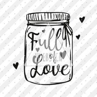 Plottermotiv - full of love