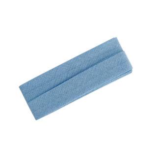 Schrägband - 3,5 m - Bleu